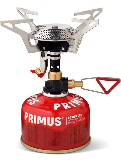 Primus Power Trail Piezo Reg. Friluftskök röd